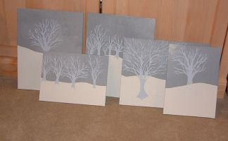 ghost tree series